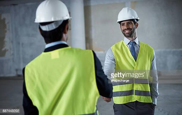 Aufbau einer starken Partnerschaft im Bau