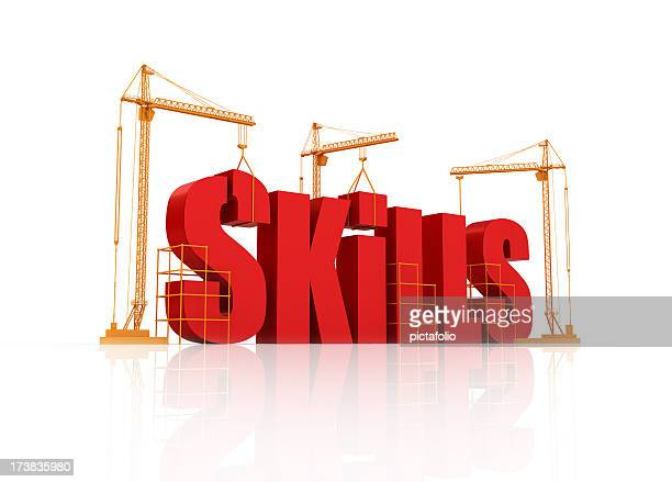 Building and Developing your skills