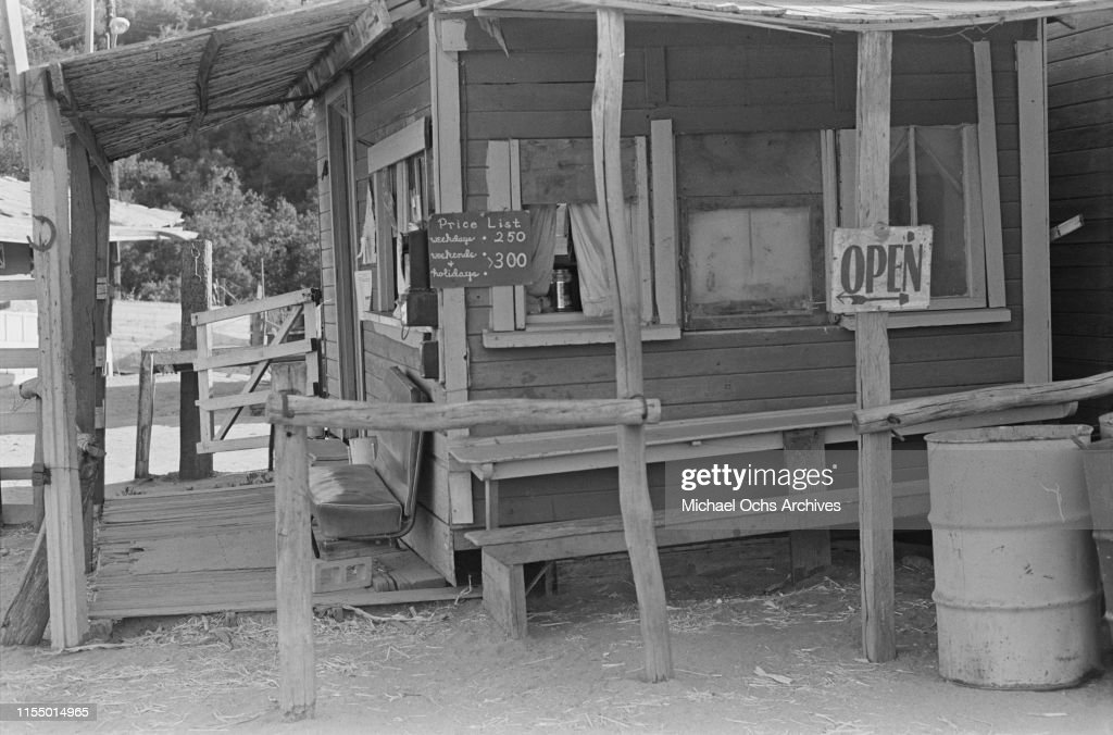 Spahn Movie Ranch : News Photo