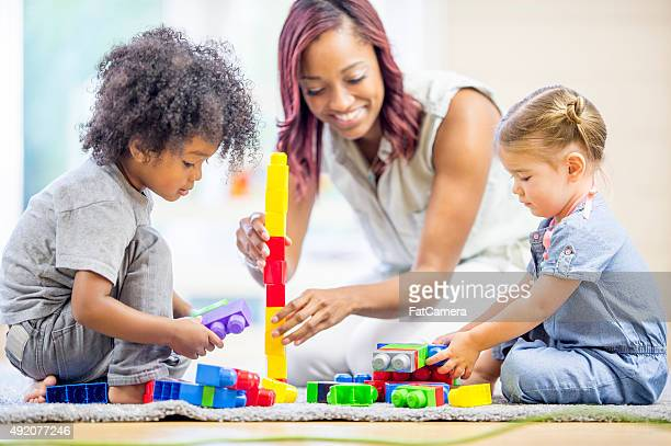 Building Blocks at Day Care