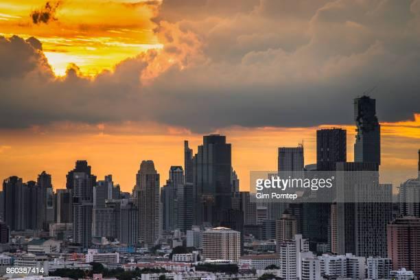 Building blocks in Bangkok