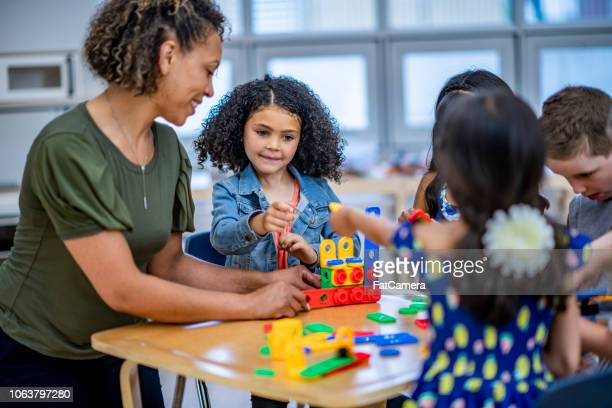 building blocks - state school stock pictures, royalty-free photos & images