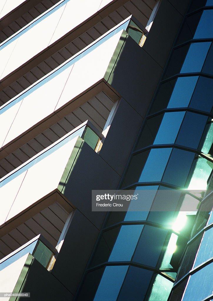 Building, close-up : Stockfoto