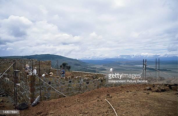 Building Construction Gran Sabana Venezuela
