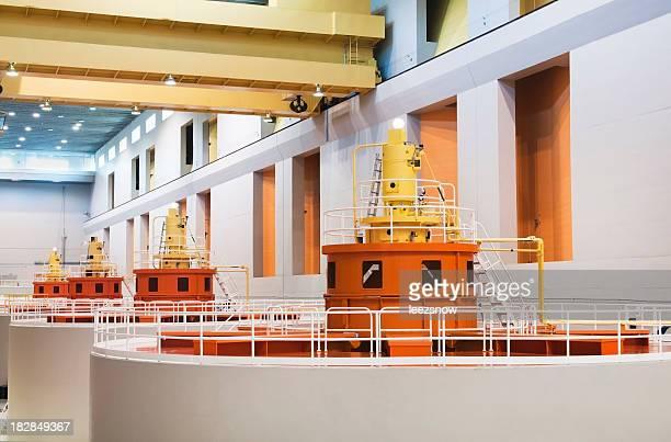 Hydro-Electric Power-Generatoren