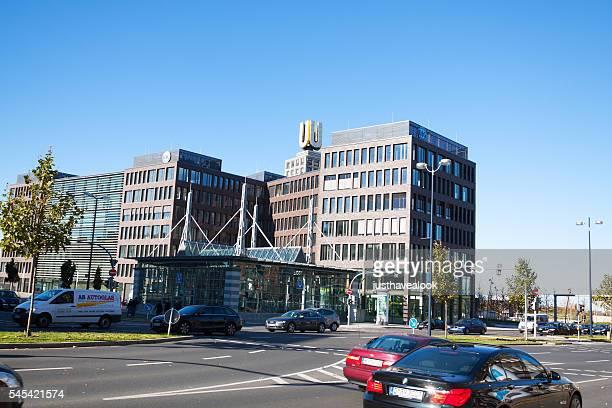Building Dortmunder U