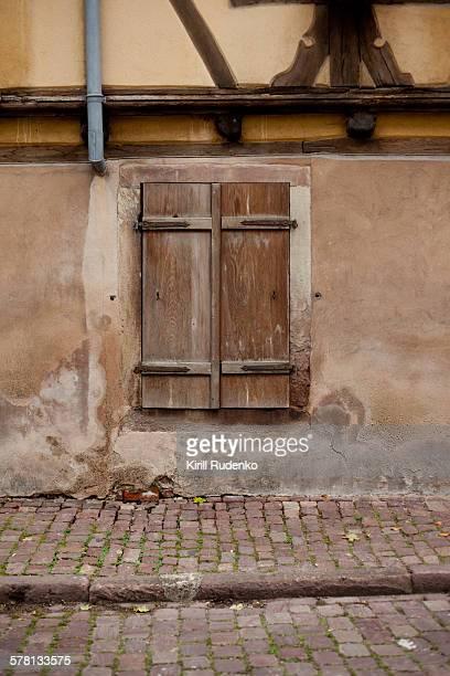 Building exterior, Alsace, France