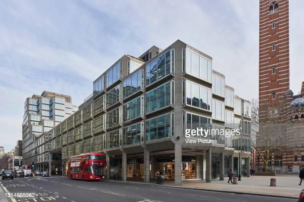 Building exterior. MYO, London, United Kingdom. Architect: SODA, 2019.