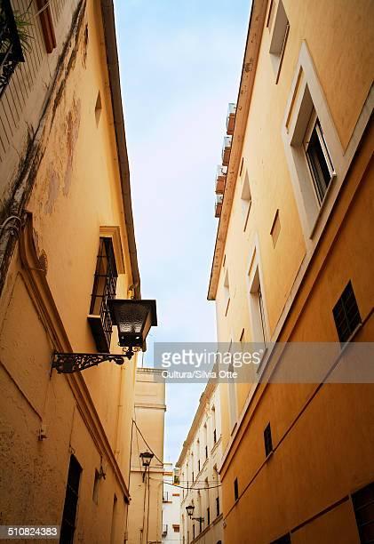 Building exterior, Seville, Spain