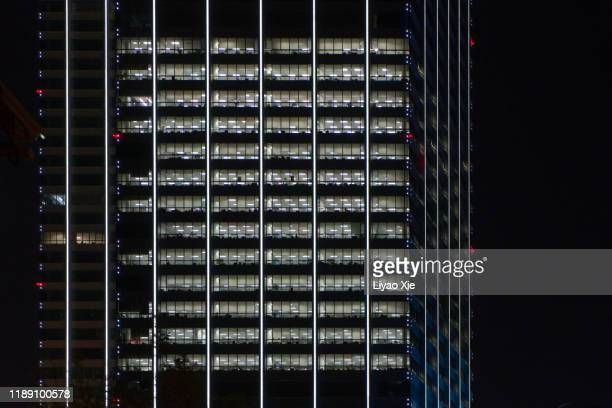 building facade - 996 working hour system stock pictures, royalty-free photos & images