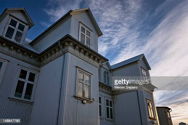 building facade. - merten snijders stock pictures, royalty-free photos & images