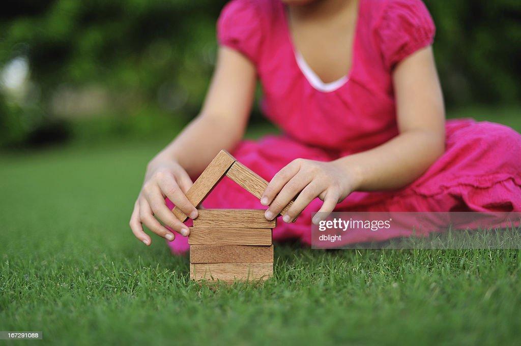 Gebäude zukünftige Generationen : Stock-Foto