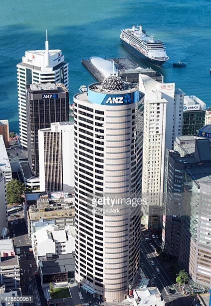 ANZ Building in Auckland's CBD
