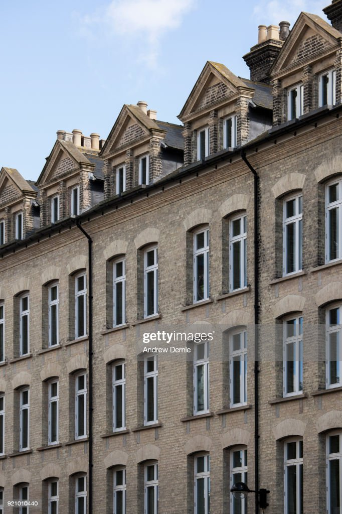 Building in City - Cambridge UK : Stock Photo