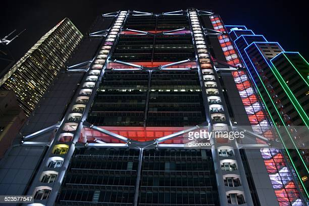 HSBC Building in Hong Kong
