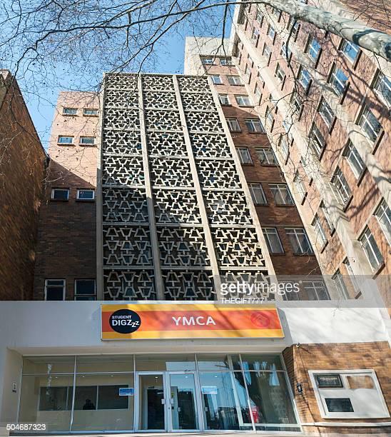 YMCA Building in Johannesburg