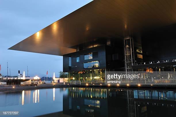 KKL Gebäude in Luzern