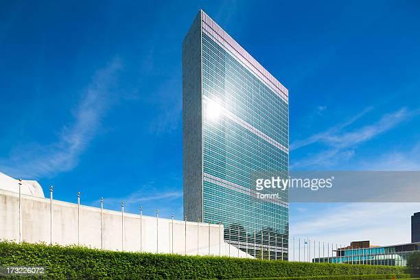 UN Building in Manhattan, New York