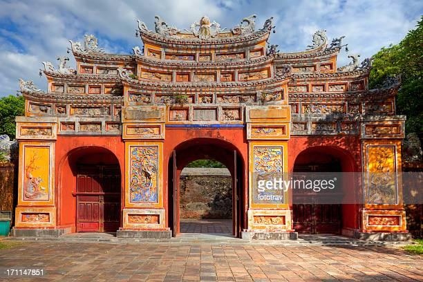 Bâtiment de la Cité impériale de Hué, Vietnam