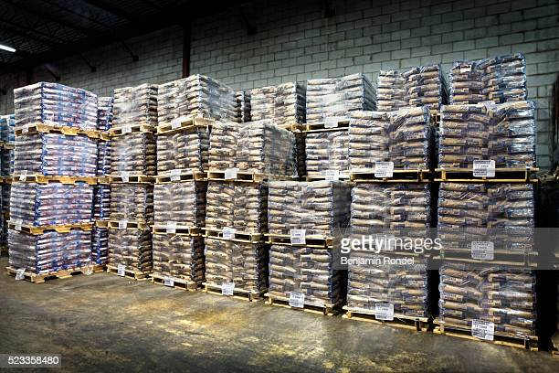 building materials in warehouse - construction material stock pictures, royalty-free photos & images