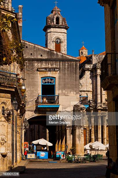 building of museo de arte colonial - merten snijders stock pictures, royalty-free photos & images