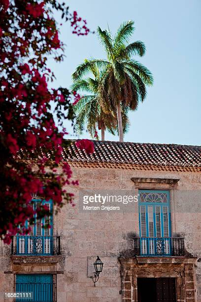 building of palacio del conde lombillo - merten snijders stock pictures, royalty-free photos & images