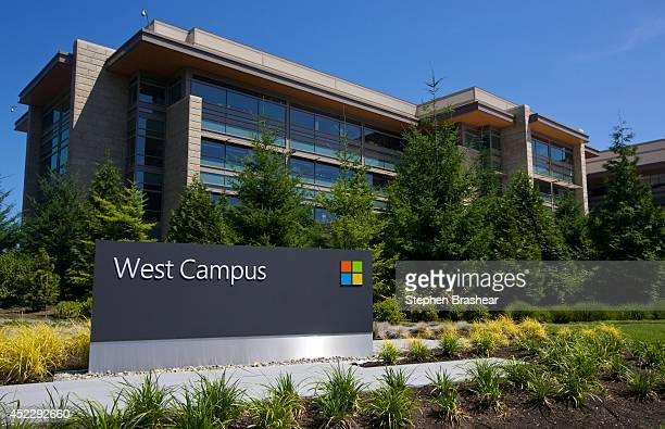 microsoft office redmond wa. A Building On The Microsoft Headquarters Campus Is Pictured July 17 2014 In Redmond Washington Office Wa R