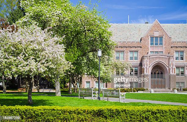 university of washington stock photos and pictures getty images