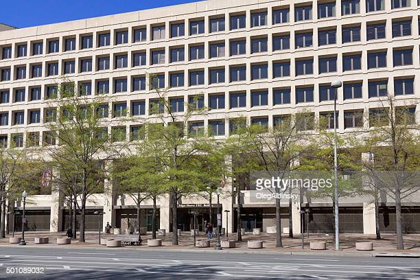 FBI Building, Pennsylvania Avenue, Washington DC, USA.