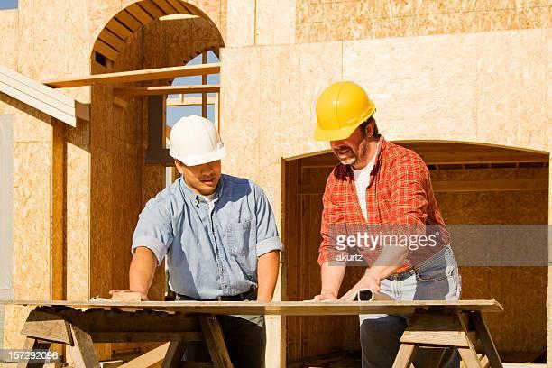 Building plan review