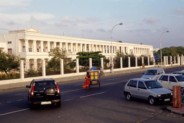 DGP building police headquarter, Madras Chennai, Tamil Nadu, India