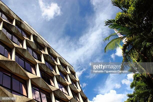 Building & Sky