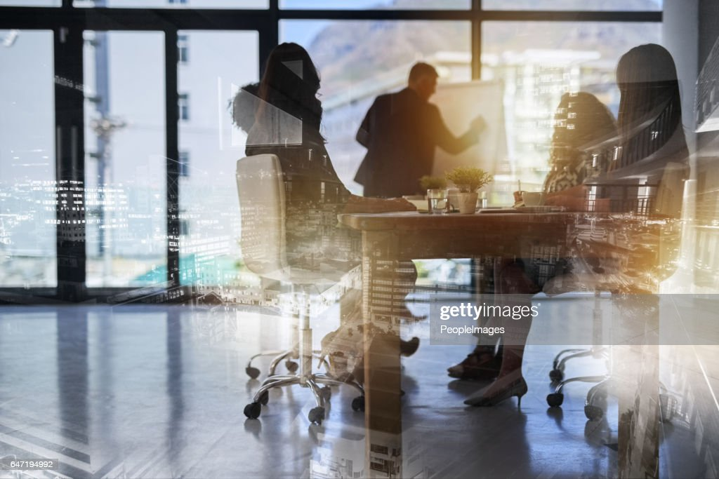Building their empire from the ground up : Stock Photo