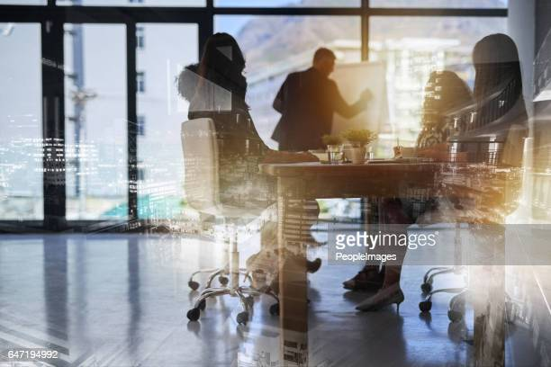 building their empire from the ground up - shadow forms stock photos and pictures