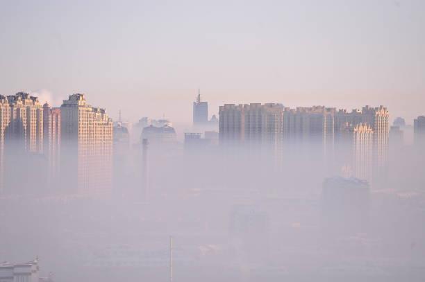 CHN: Fog Hits Harbin