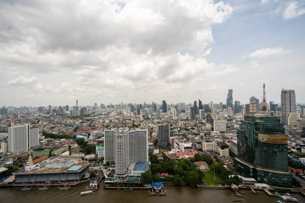 THA: Iconsiam Mega-Mall and Residences at Mandarin Oriental In Bangkok As Thai Luxury Developer Says Hong Kong Protests Are Good for Sales
