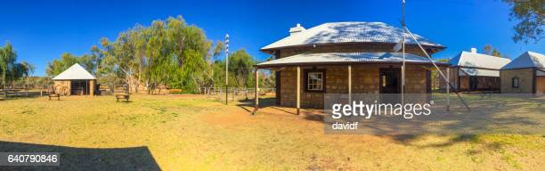 Buildings at the Alice Springs Telegraph Station