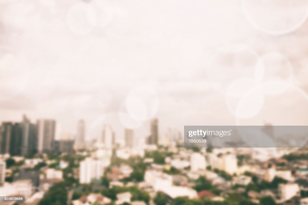 buildings blur background cityscape stock photo