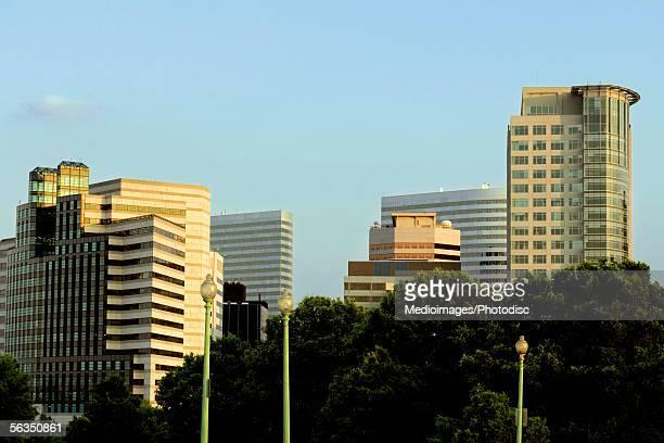 Buildings in a city, Rosslyn, Virginia, USA