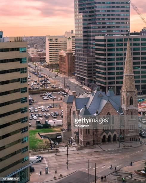 Buildings in Denver, Colorado