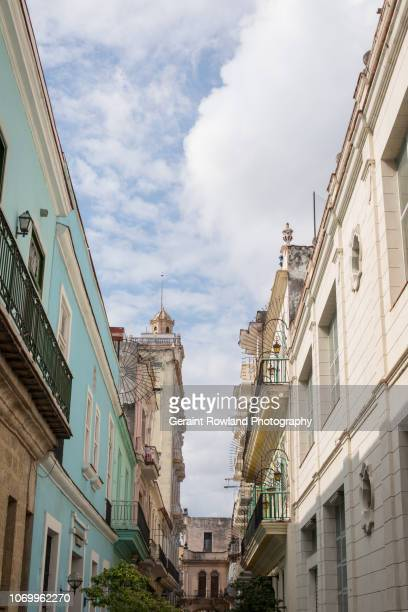 Buildings in Havana, Cuba