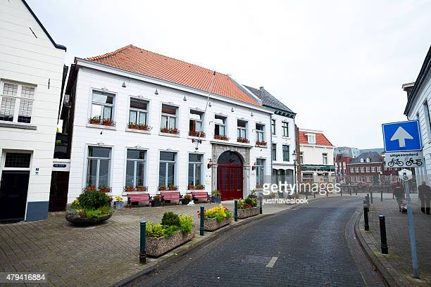 Buildings in Roermond