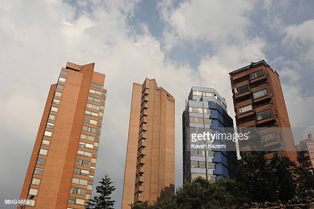 Buildings in the city Bogota formerly called Santa Fe de Bogota is the capital city of Colombia as well as the most populous city in the country with...