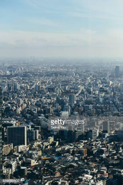 Buildings of Shinjuku