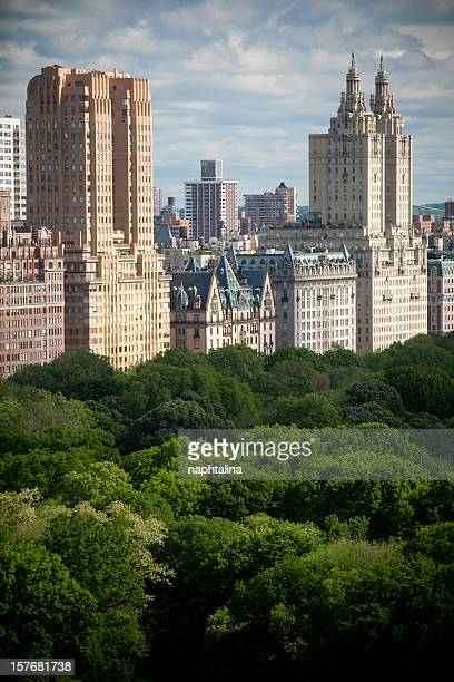 Buildings on Central Park