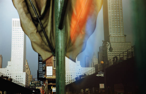 NY: Ernst Haas At 100: Vintage 50s Colour New York City