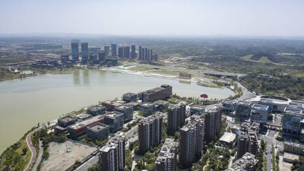 CHN: China Is Building Green Cities, But Struggling to Find Residents