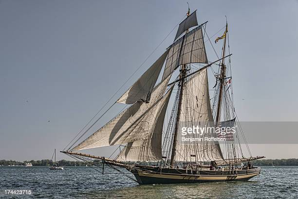 Built after the fashion of a 19th-century Baltimore clipper schooner, the original Pride of Baltimore was lost in 1986 with 4 of her crew. The Pride...