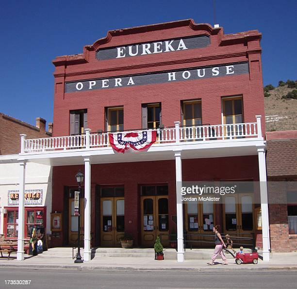 Built in 1880 Eureka is a charming old Nevada mining town that at one time led the state as a gold producing community. It is the county seat and...