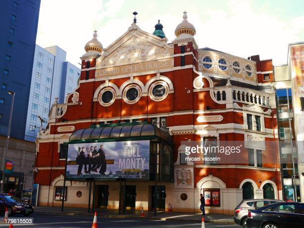 Frank Matcham Built between 18945 and damaged by bombs during the troubles and then restored the Grand Opera House is a Belfast landmark with its...